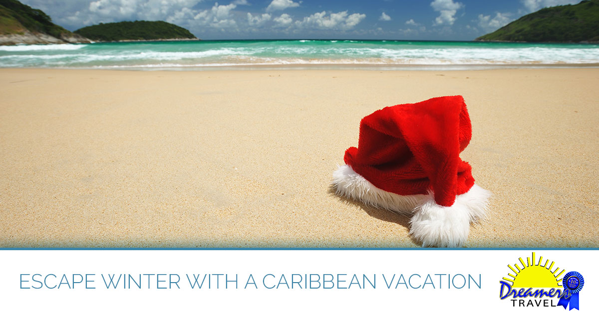 Book a Caribbean vacation this winter with our Maryland travel agency