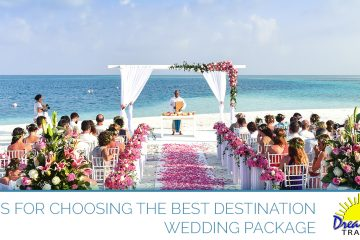 Tips on how to find the right destination wedding from our Maryland travel agents
