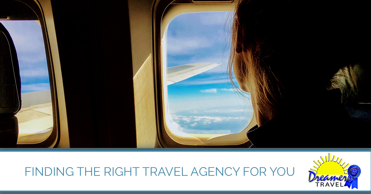 How to find the right travel agency for you