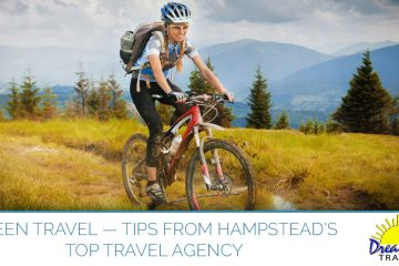 Travel green with tips from Maryland's top travel agency