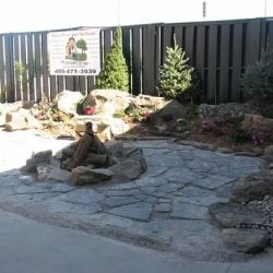 Flagstone patio ideas