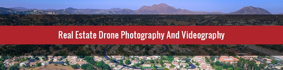 Real Estate Drone Photography and Videography