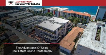 The Advantages Of Using Real Estate Drone Photography