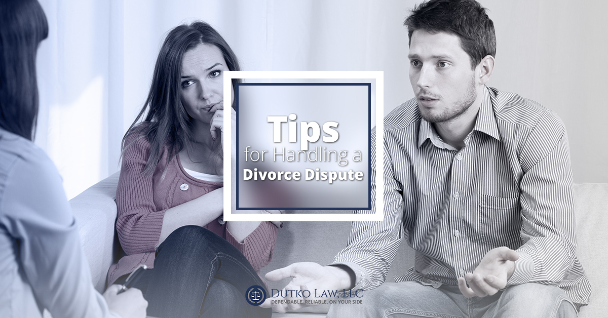 Tips for Handling a Divorce Dispute: Divorce Lawyer Kutztown