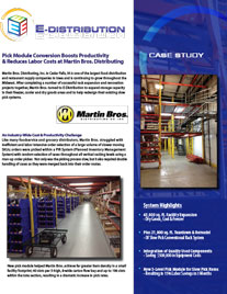 Material Handling Systems - E-Distribution