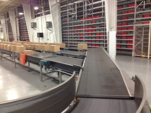 Conveyor Belt Systems E-Distribution