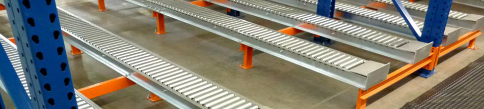Pallet Flow Rack System
