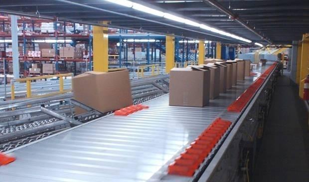 Material Handling - E-Distribution