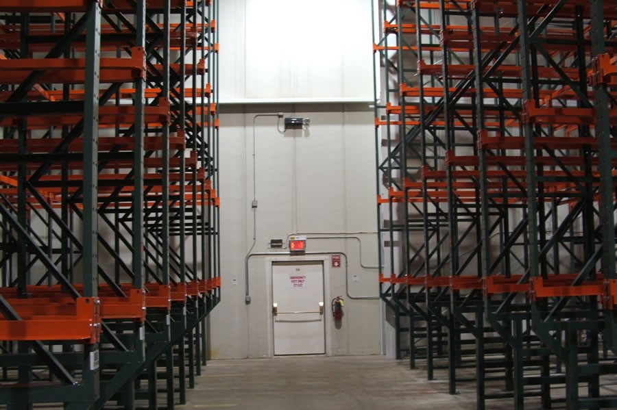 Pre-Owned Pallet Rack - E-Distribution