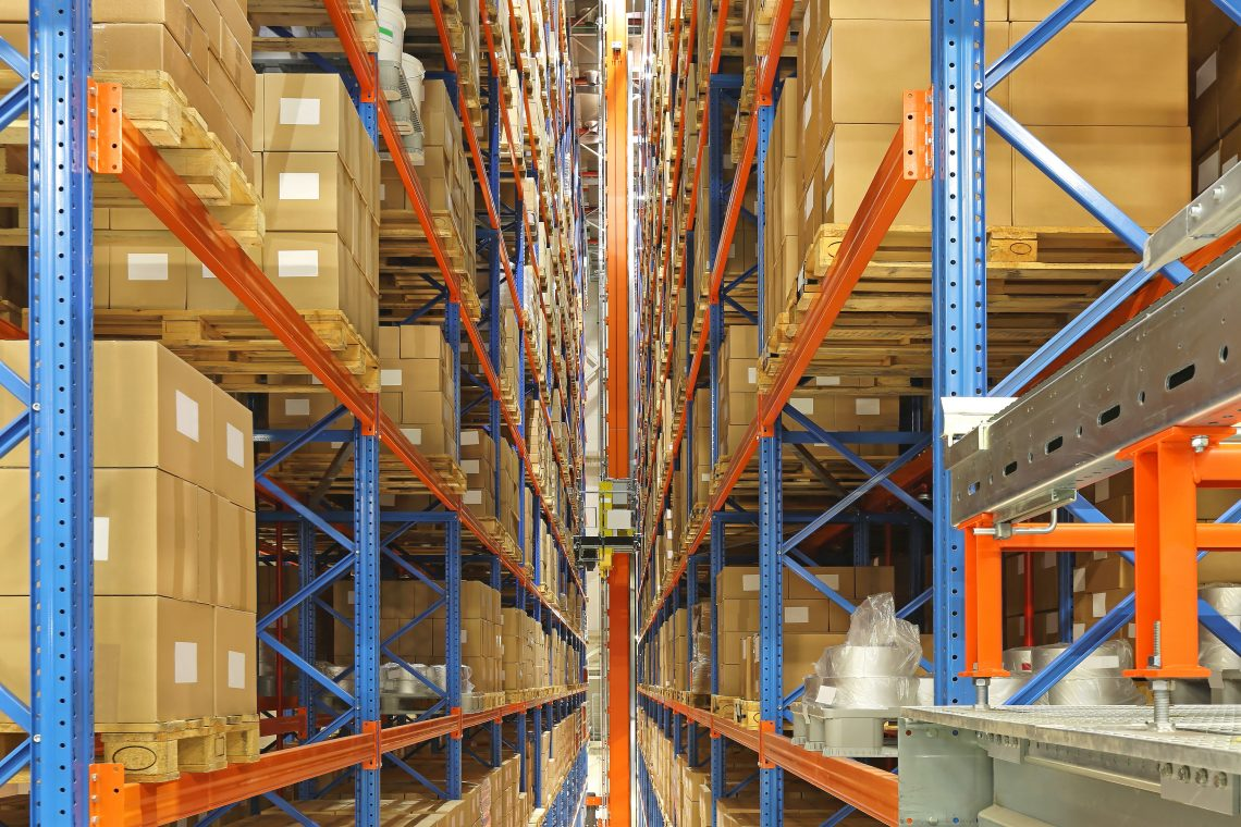 ASRS Warehouse Solutons - E-Distribution