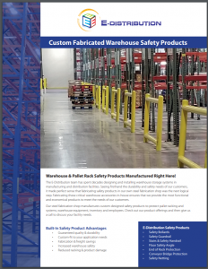 Warehouse Safety Products - E-Distribution