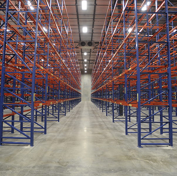 E-Distribution Selective Pallet Rack Photo Gallery
