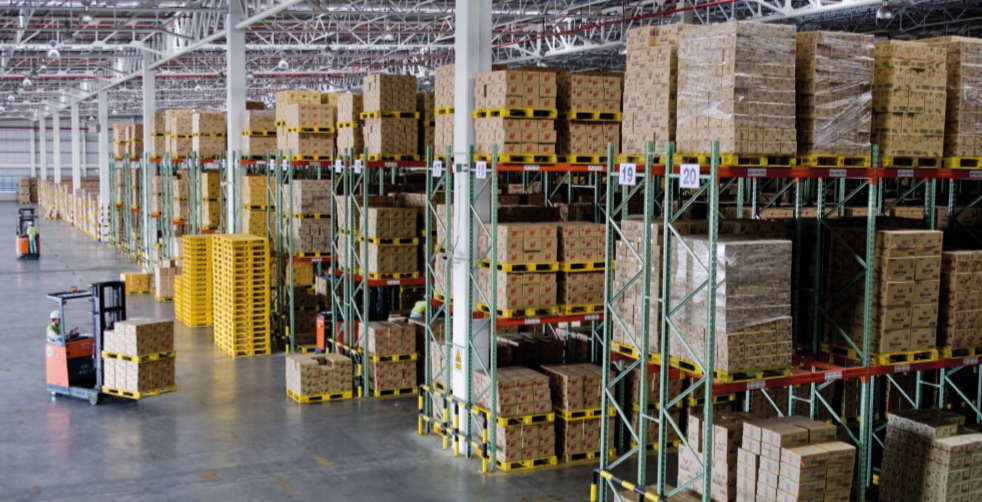 Warehouse Storage Systems - E-Distribution