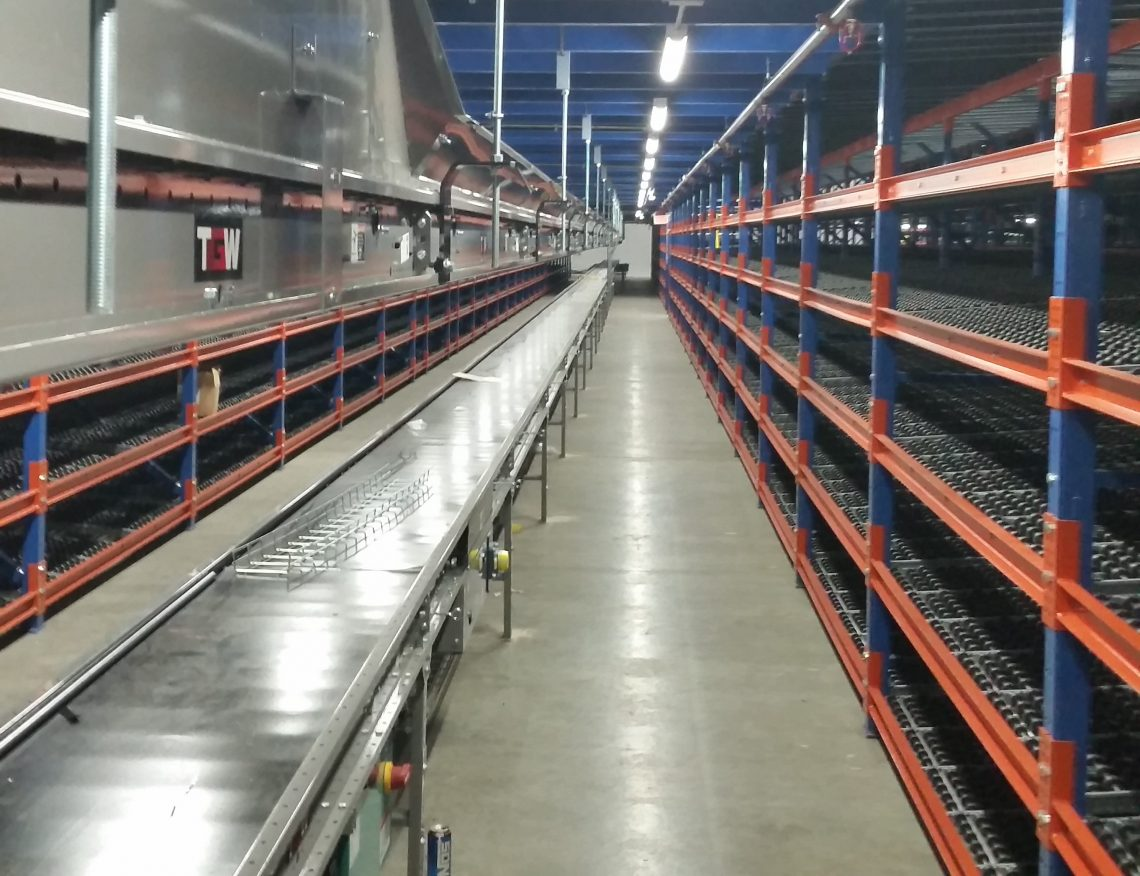 Pallet Rack Design & Installation - E-Distribution