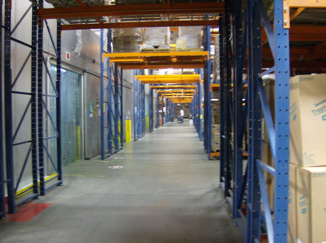 Warehouse Pallet Rack Design & Installation - E-Distribution