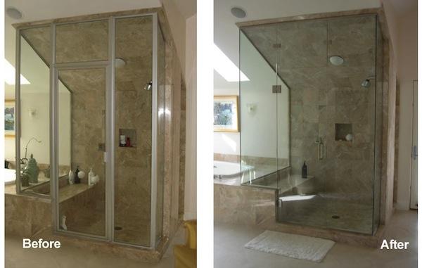 Glass Shower Doors Eagle County Frameless Shower Doors Summit