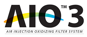 AIO3 Well Water Filter with Ozone Generator