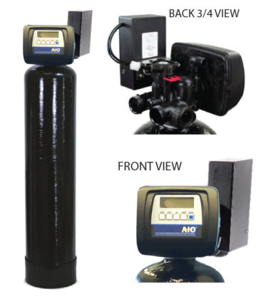 AIO3 Well Water Treatment System with Ozone