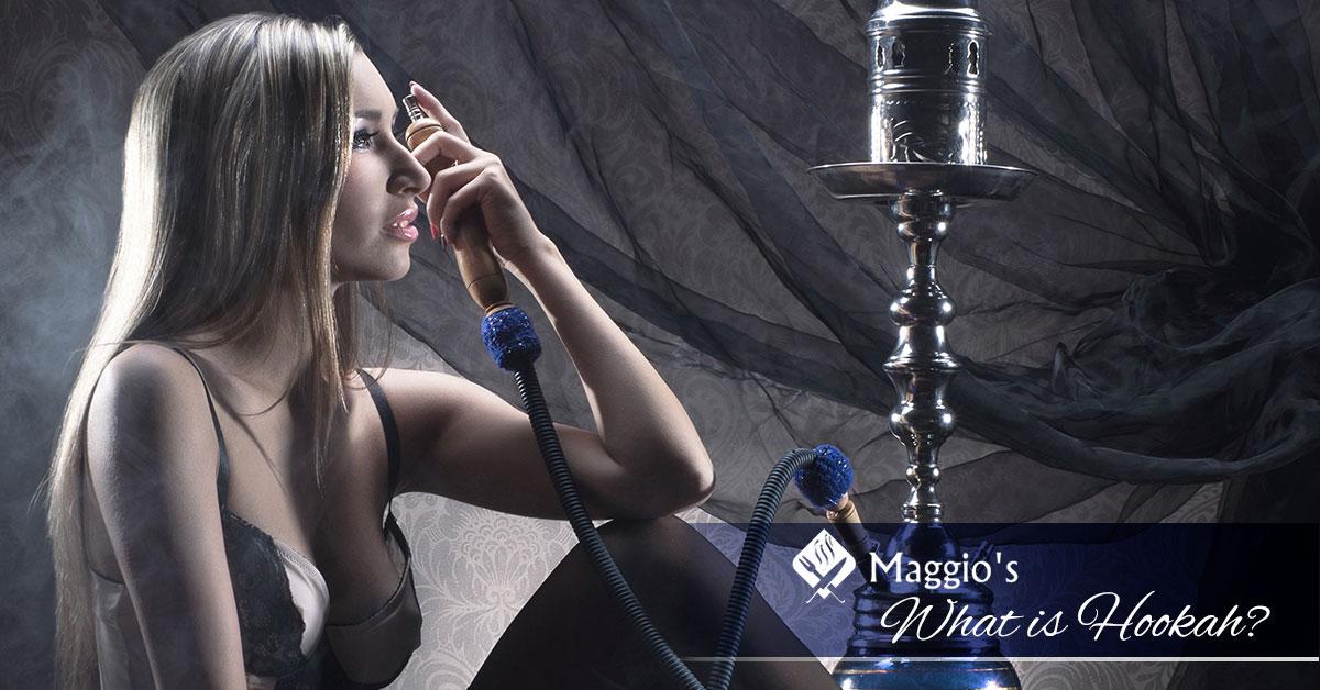 Hookah Alexandria - What Is Hookah? | Maggio's Italiano