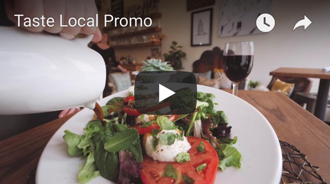 taste local promo