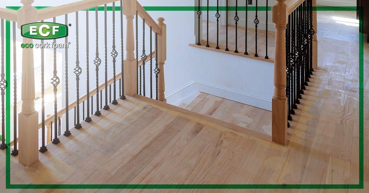 Laminate Underlayment Comparing Hardwood Vs Laminate Flooring With