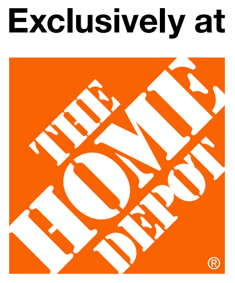 Exclusively at The Home Depot