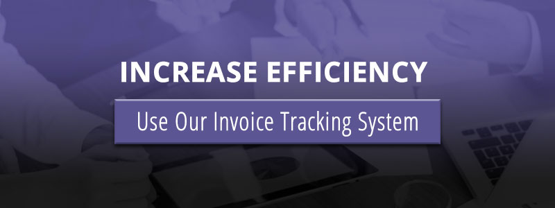 Our Invoice Tracking Center For Customer Communications Management