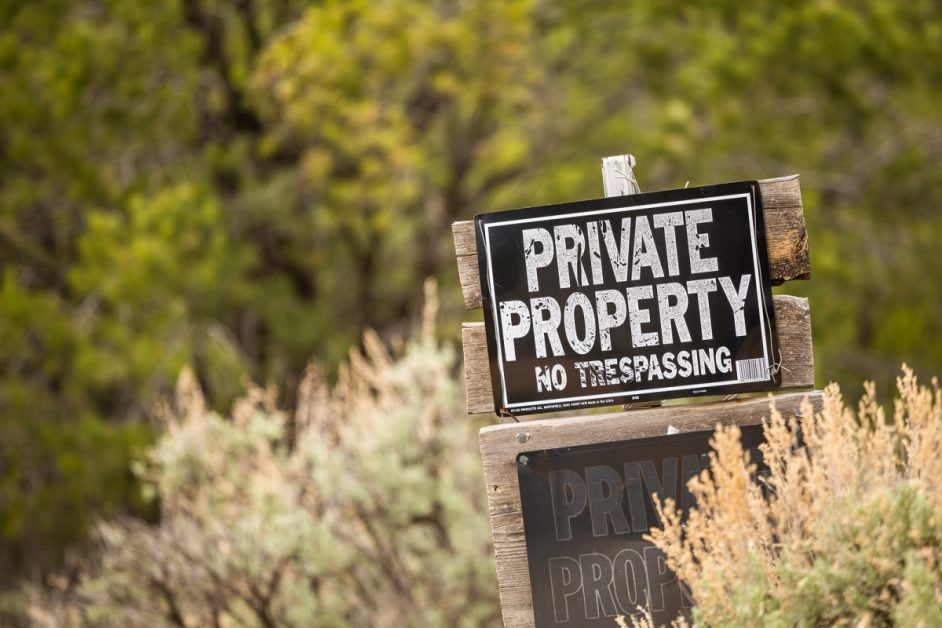 CRIMINAL TRESPASSING LAWS, PENALTIES, AND LEGAL PROTECTION