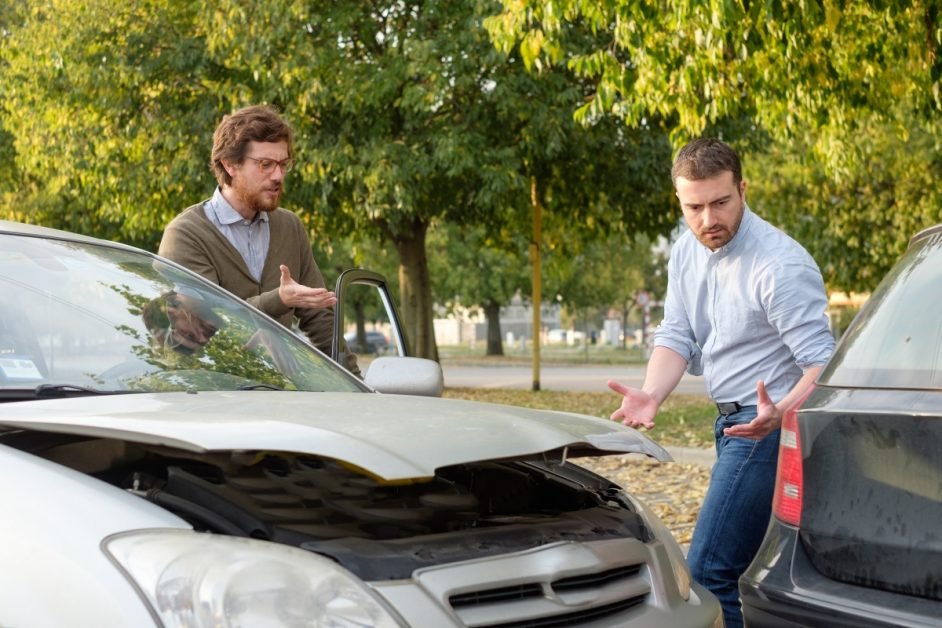 Who Is Liable For A Car Accident On Private Property Edenfield