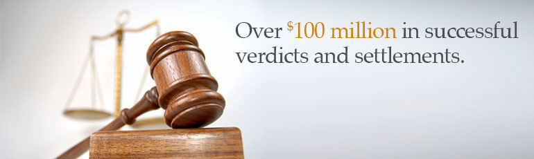 Our Victories - Browse Our Successful Tulsa Verdicts And