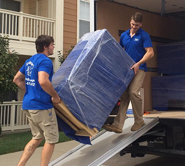 Contact us for long distance moving services and more!