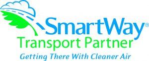 A green SmartWay shipper