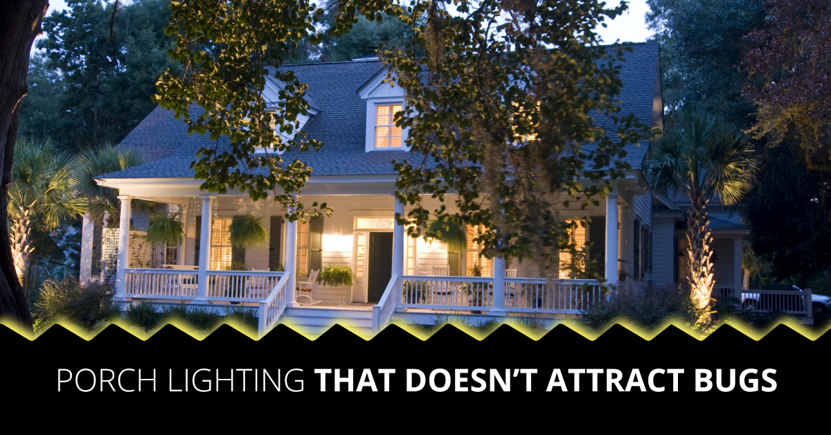 Electrician Des Moines Outdoor Lights that Dont Attract Bugs
