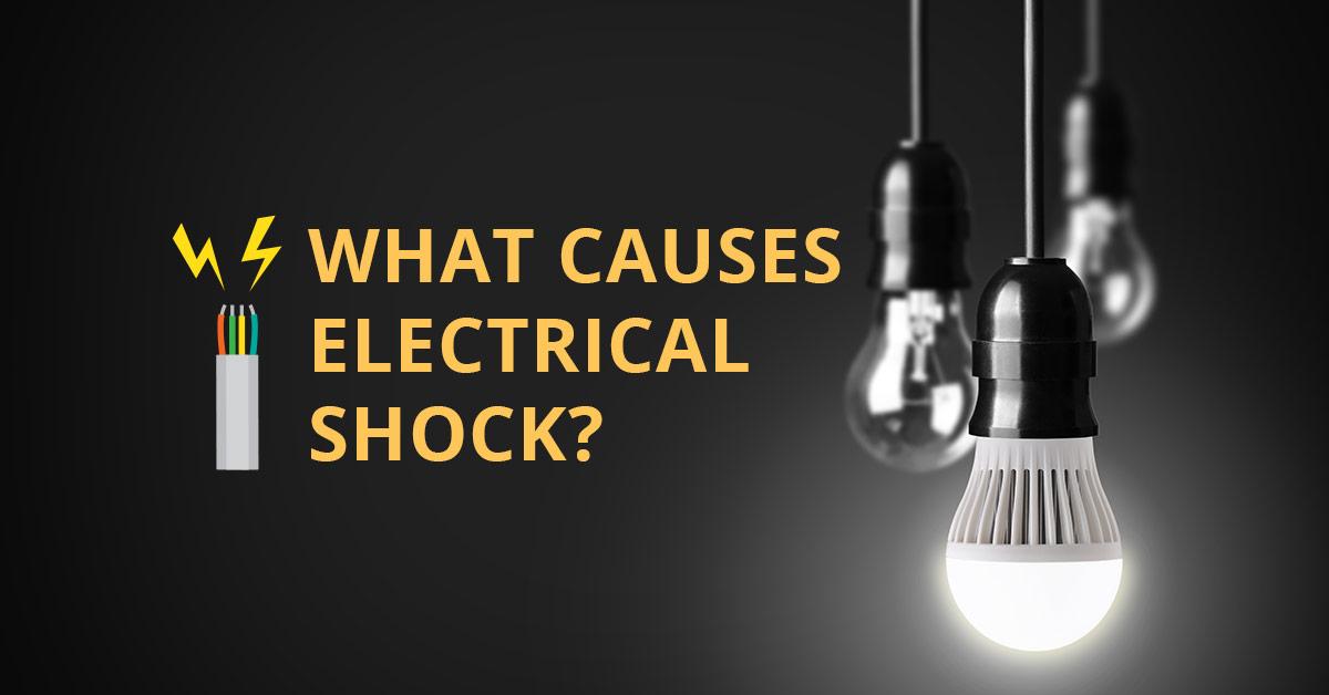 Electrician Cincinnati Oh Electrical Shock Causes