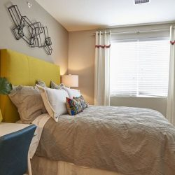 Large bedroom in an apartment home - Elements at Prairie Center