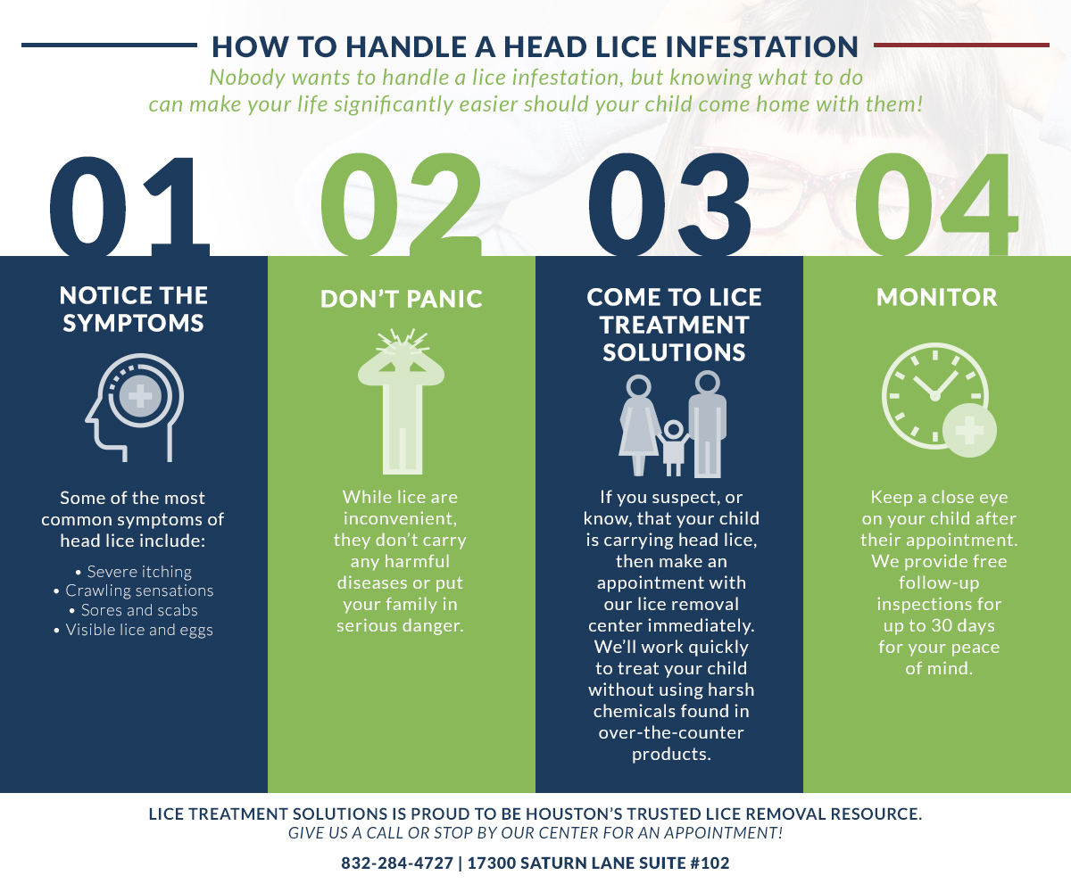 Lice Treatment - Affordable Lice Removal Service In Houston