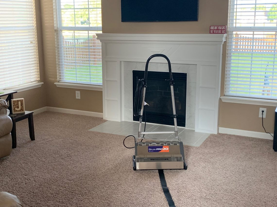 Indianapolis Residential Carpet Cleaning Services 317