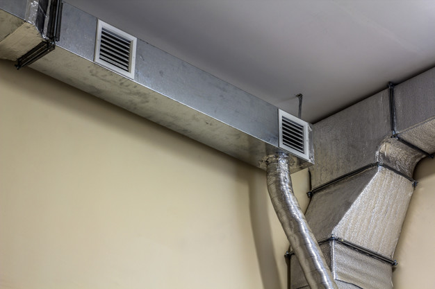 air duct, cleaning air ducts