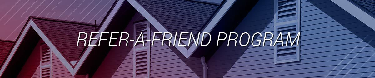 Refer A Friend Program Earn 200 Elite Roofing And Construction