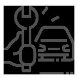 dealer level repair icon