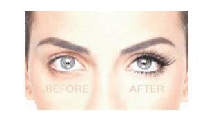 lash brow tinting
