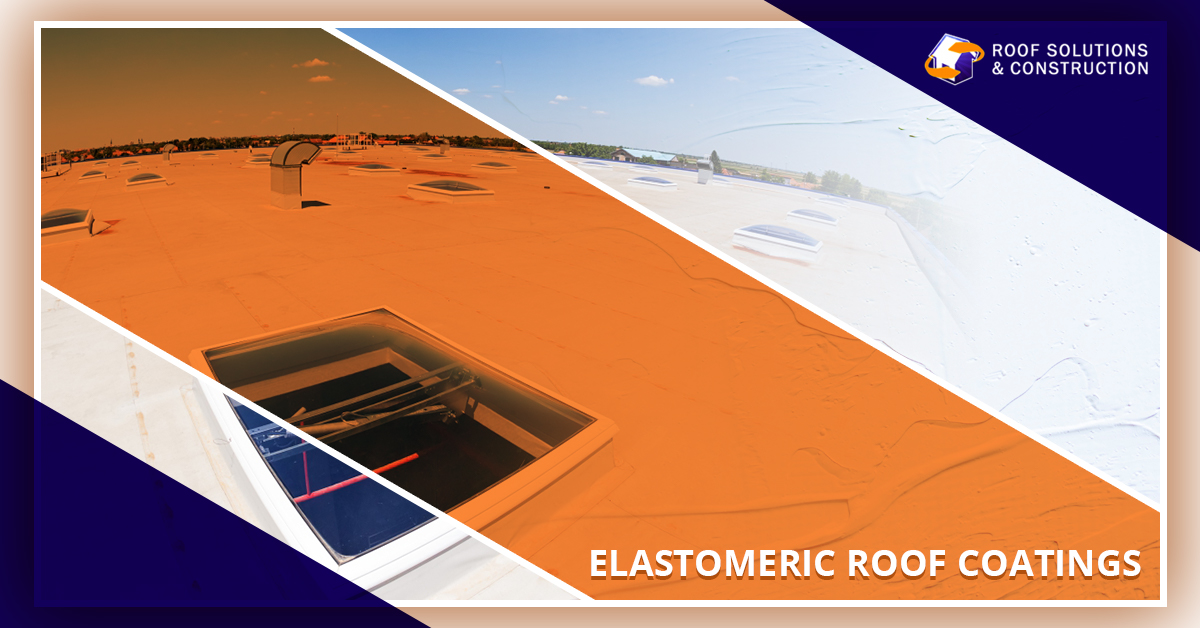 Elastomeric Roof Coatings - Get A Free Commercial Roof-Coat Quote
