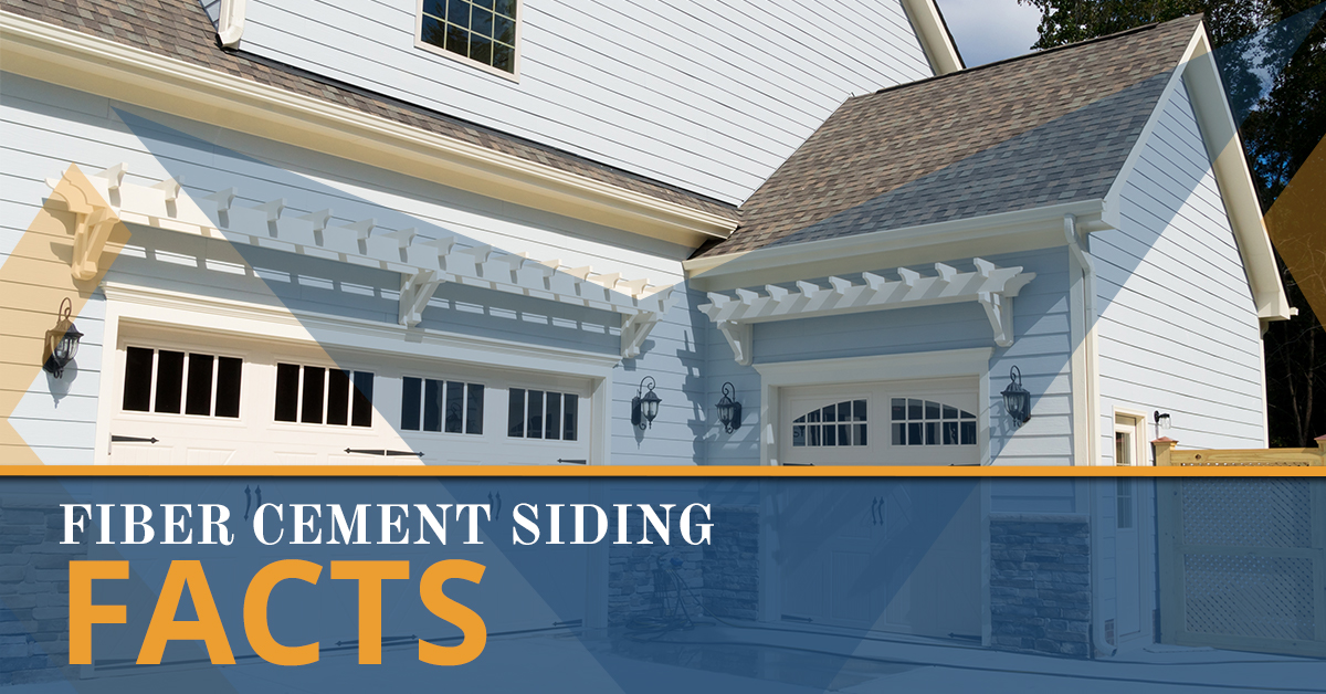 The Facts On Fiber Cement Siding