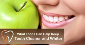 Superfoods for Cleaner & Whiter Teeth