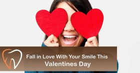 Fall in Love with Your Smile This Valentines Day