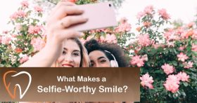 What Makes A Selfie-Worthy Smile