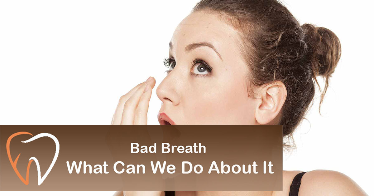 Bad Breath: What Can We Do About It