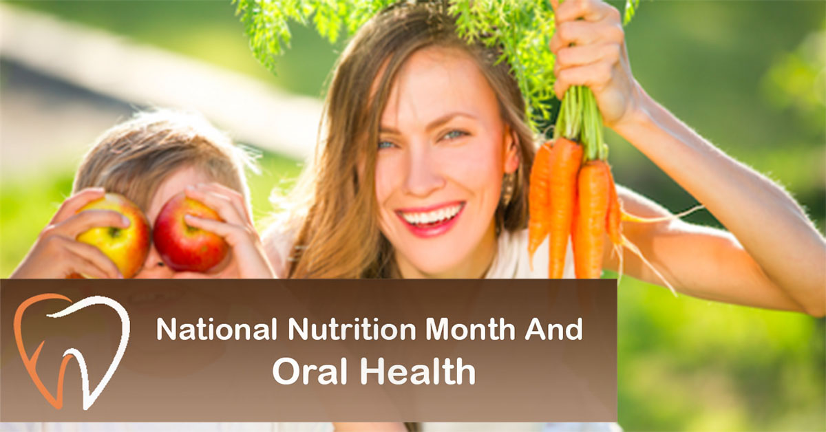 Why Nutrition Is Important For Optimal Oral Health