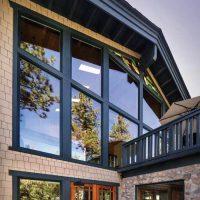 Fiberglass windows by Milgard