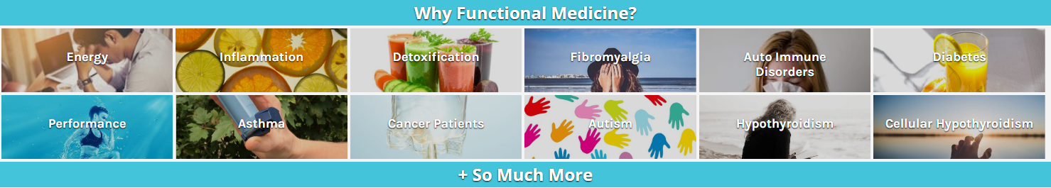 Why Functional Medicine